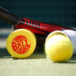 Tennis Ball Saver para pelotas de padel