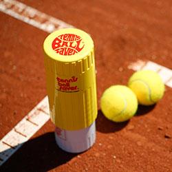 Tennis Ball Saver para bolas tenis